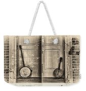 The Banjo Story Weekender Tote Bag
