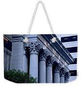 The Bank Of California Weekender Tote Bag