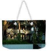 The Banyan House Resort In Key West Weekender Tote Bag