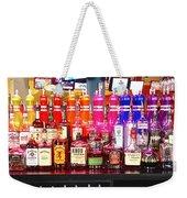 The Bar Weekender Tote Bag