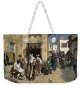 The Barber Weekender Tote Bag