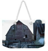 The Barn 3 Weekender Tote Bag