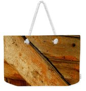 The Barn Door Weekender Tote Bag by William Jobes