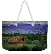 The Barn Weekender Tote Bag by Robert Bales