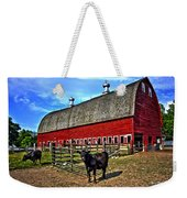 The Barnyard Weekender Tote Bag