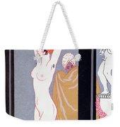 The Basin Weekender Tote Bag by Georges Barbier