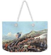 The Battle Of Alma On 20th September Weekender Tote Bag by Edmund Walker