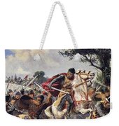 The Battle Of Bouvines, 1214 Weekender Tote Bag