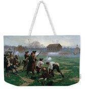 The Battle Of Lexington, 19th April 1775 Weekender Tote Bag