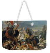 The Battle Of Vercellae Weekender Tote Bag