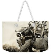 The Battle Of Zama In 202 Bc Weekender Tote Bag