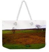 The Battlefield Of Gettysburg Weekender Tote Bag