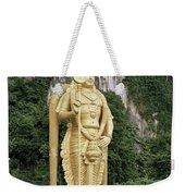 The Batu Caves Weekender Tote Bag