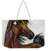 The Bay Horse 1 Weekender Tote Bag