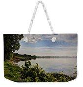 The Bay Of Green Bay Weekender Tote Bag