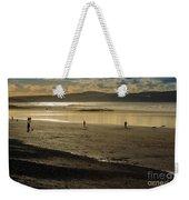 The Beach At Mounts Bay Weekender Tote Bag