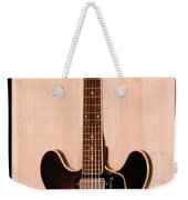 The Beach Boys Brian Wilson's Guitar Weekender Tote Bag