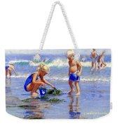 The Beach Pail Weekender Tote Bag
