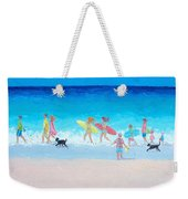 The Beach Parade Weekender Tote Bag