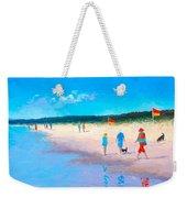 The Beach Walkers Weekender Tote Bag