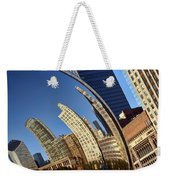 The Bean - 1 - Cloud Gate - Chicago Weekender Tote Bag