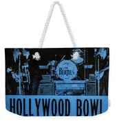 The Beatles Live At The Hollywood Bowl Weekender Tote Bag