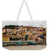 The Beautiful Colors Of Lisbon Weekender Tote Bag