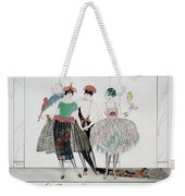 The Beautiful Savages Weekender Tote Bag