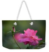 The Beauty And The Promise Weekender Tote Bag