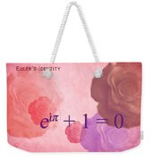 The Beauty Equation Weekender Tote Bag
