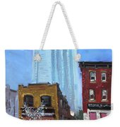 The Beauty N' The Background In London Canada Weekender Tote Bag