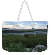 The Beauty Of Connecticut's Shoreline Weekender Tote Bag