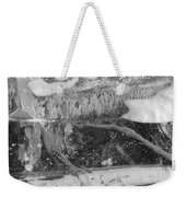 The Beauty Of Ice Weekender Tote Bag