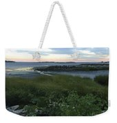 The Beauty Of Long Island Sound Weekender Tote Bag