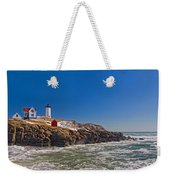 The Beauty Of Nubble Weekender Tote Bag