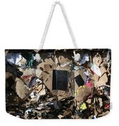 The Beauty Of Recycling Weekender Tote Bag