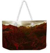 The Beauty Of Zion Natinal Park Weekender Tote Bag
