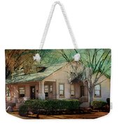 The Beckley House Weekender Tote Bag by Gunter Nezhoda