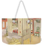 The Bedroom, Published In Lasst Licht Weekender Tote Bag