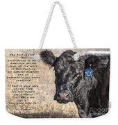 The Beef Industry Weekender Tote Bag