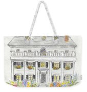 The Beekman Arms In Rhinebeck Weekender Tote Bag