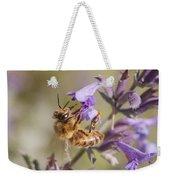 The Bee's Knees Weekender Tote Bag