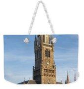 The Belfry Of Bruges Weekender Tote Bag