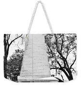 The Bell Tower Weekender Tote Bag