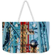 The Bells Of Coney Island Weekender Tote Bag
