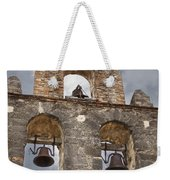 The Bells Of Espada Weekender Tote Bag