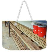 The Bench Weekender Tote Bag