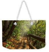 The Benton Trail Weekender Tote Bag