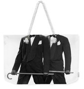 The Berry Brothers Dance Team Weekender Tote Bag