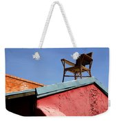 The Best Seat In The House Weekender Tote Bag
